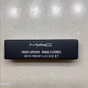MAC Frost Lipstick Color CB 96 Bright Pinky Orange